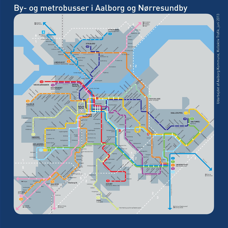 Aalborg Transit Maps Pinterest Aalborg
